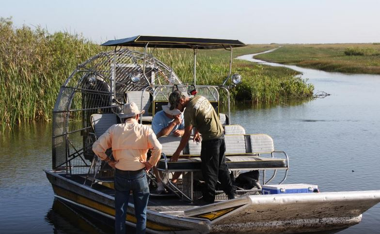 airboat tour miami beach