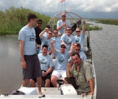 boat tours everglades