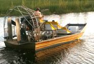 airboat tour in everglades