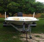 Everglades canal racer