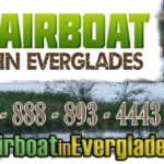 Airboat in Everglades coupon