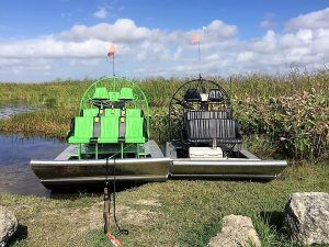 Luxury airboat tours