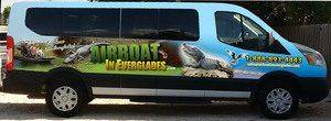 everglades transportation
