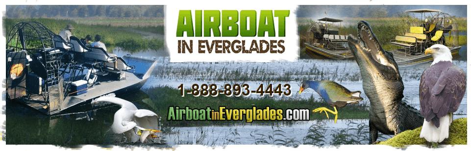 Everglades Tour Miami Florida