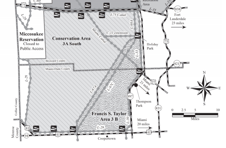 francis s-taylor park map