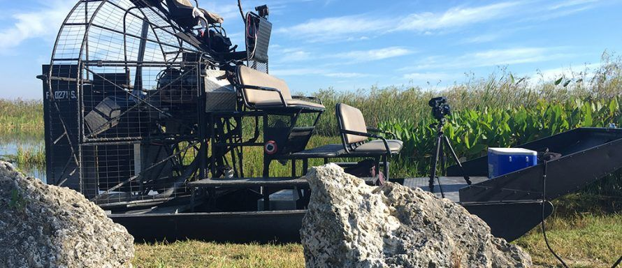 AIRBOAT TOUR 3