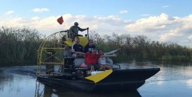 Miami 2 Hour Private airboat adventure