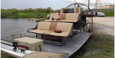 2 Hour Airboat tour miami