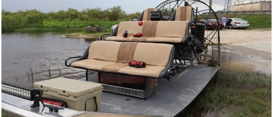 2 Hour Airboat tour miami