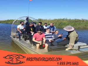 Best Airboat tour ever
