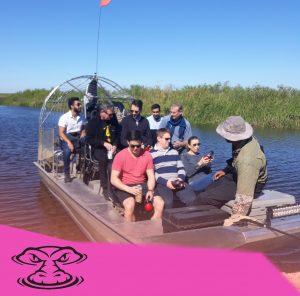 Pink Everglades Tour