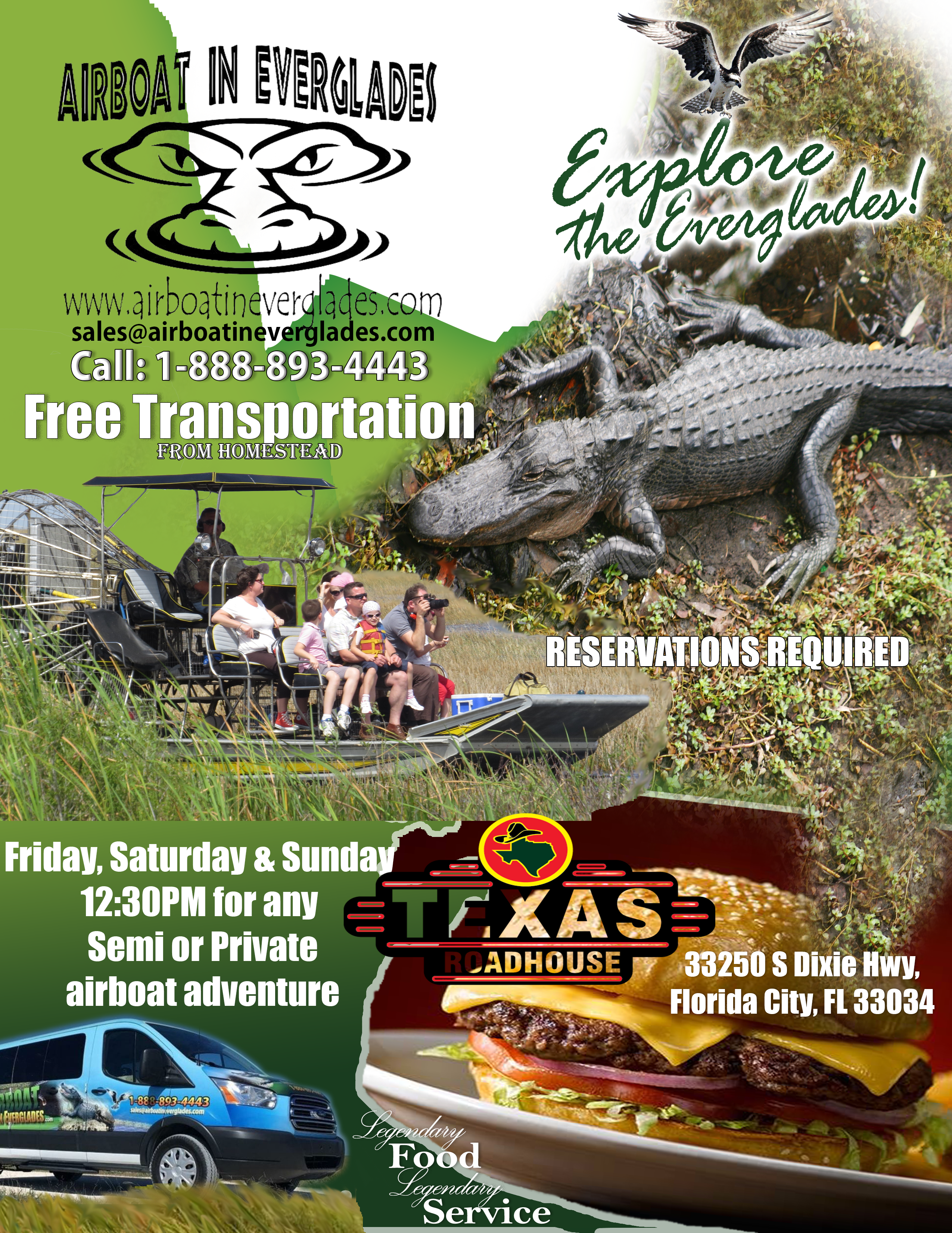 Airboat Tour From Homestead