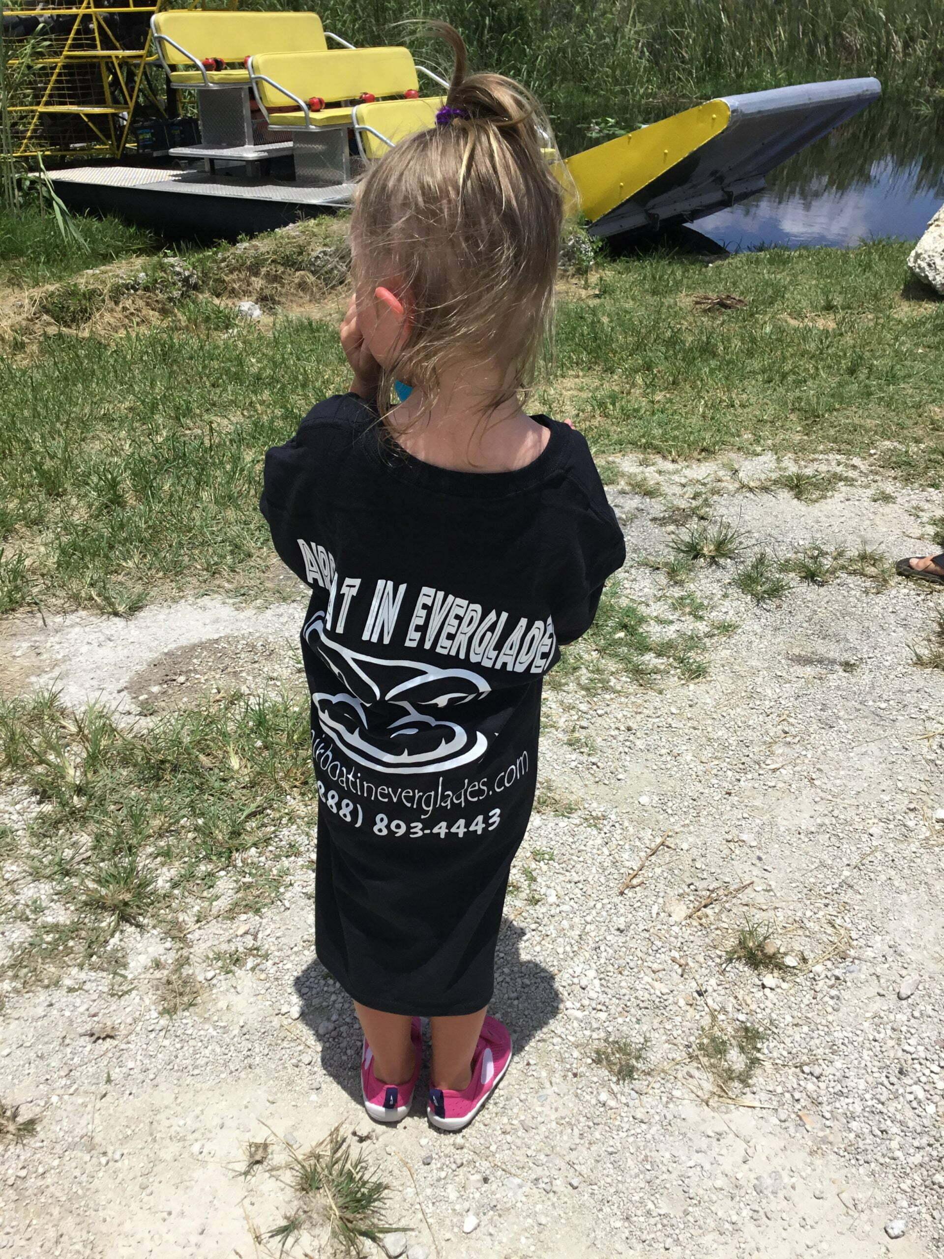 Free airboat shirt