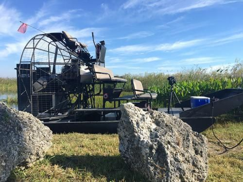 best airboat rides everglades