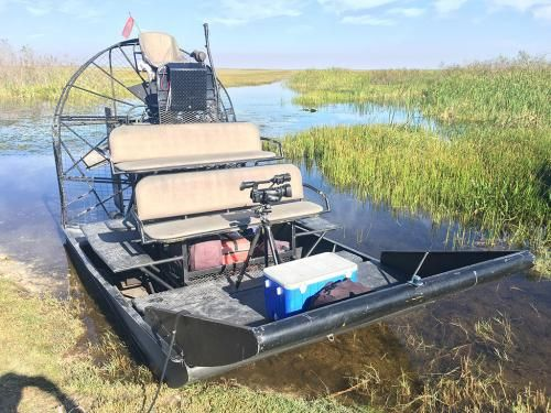 airboat rides in the everglades