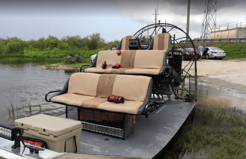 airboat tours miami
